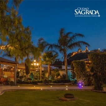 Ciudad Sagrada Restaurante Reservandonos