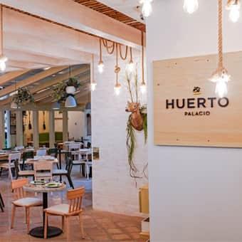 El Huerto Palacio Restaurante Reservandonos