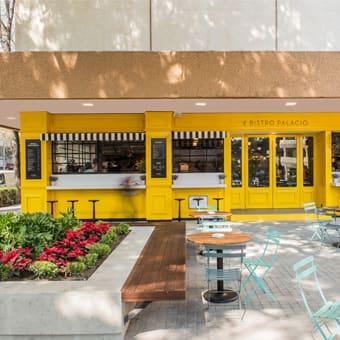 Le Bistro Palacio Restaurante 3