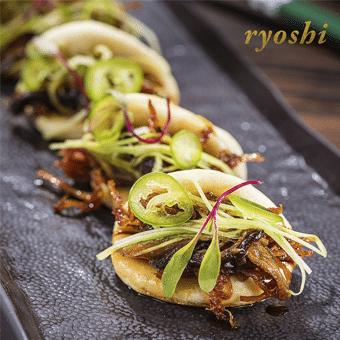 Ryoshi, restaurante ubicado en Polanco
