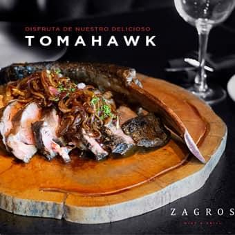 Zagros Restaurante reservandonos