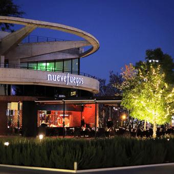 nueve fuegos restaurante reservandonos