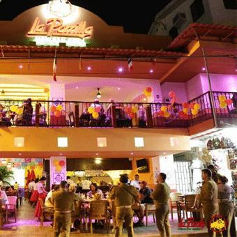 La parrilla playa del carmen restaurante reservandonos