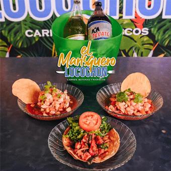 Marisquero locochon Restaurante Reservandonos