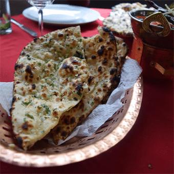 Royal India Restaurante Reservandonos