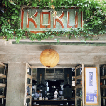 Koku condesa comida japonesa