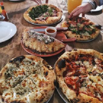 Pizzería Balboa para los amantes de las pizzas