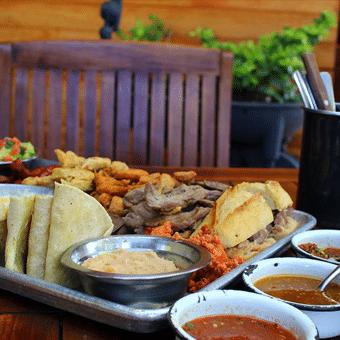 Restaurante Casa Bariachi Reservandonos