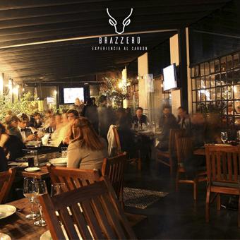 restaurante brazzero experiencia al carbón