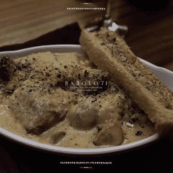 Barolo 71 Restaurante en Reservándonos