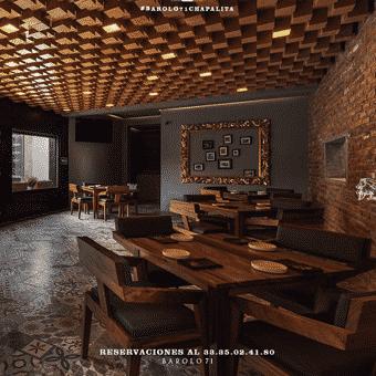 Barolo Restaurante Reservándonos