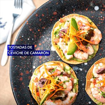 Tacos y otras delicias en fishers house