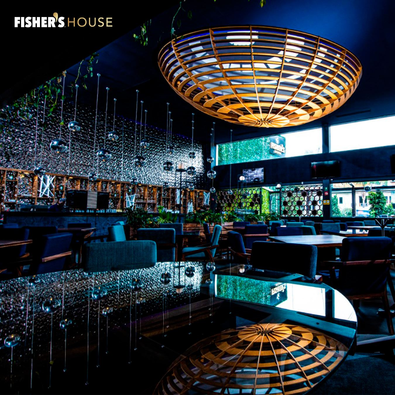 Fisher´s House, reserva ahora