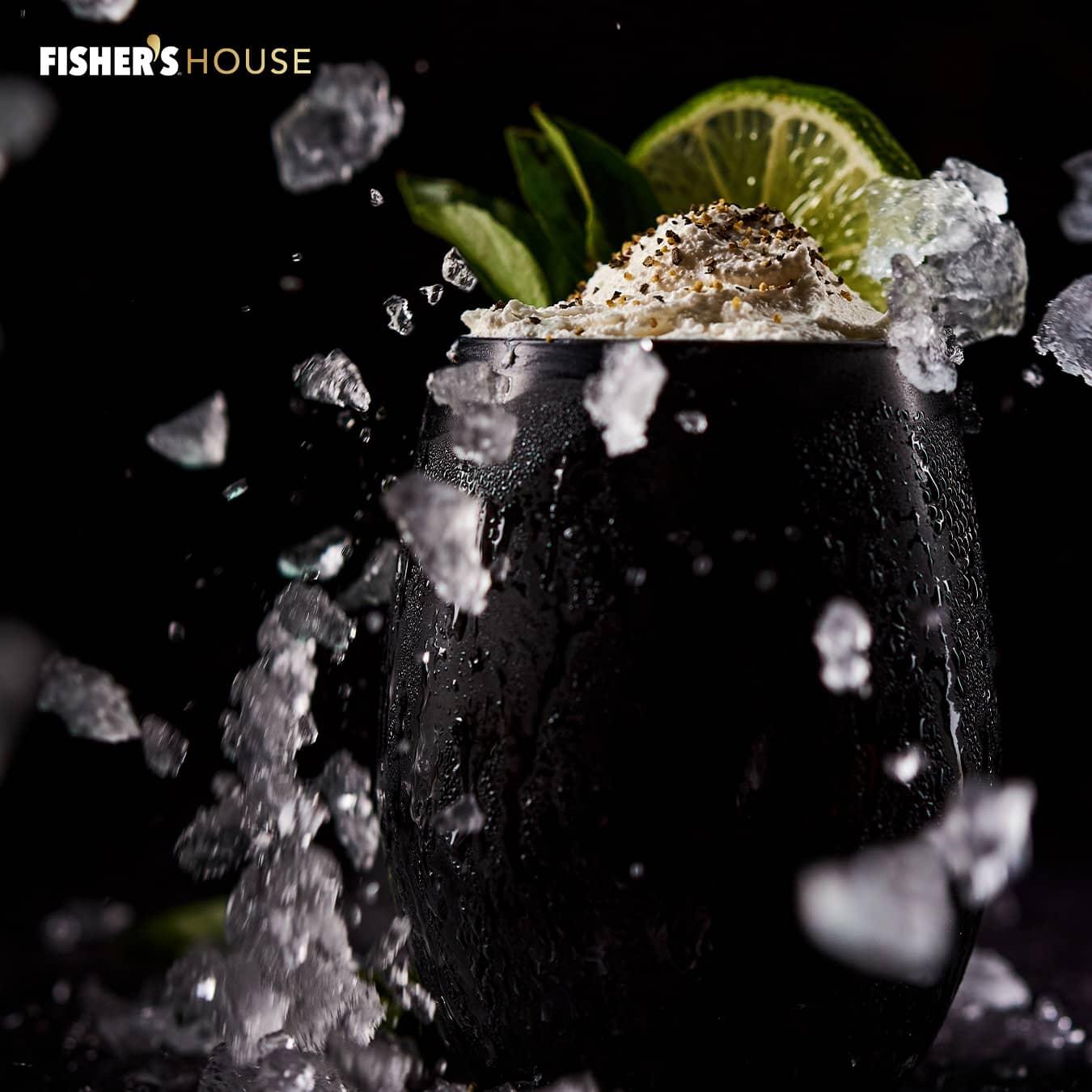 Restaurante Fishers house en México