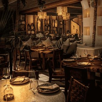 restaurante ilios cuenta con increíbles platos