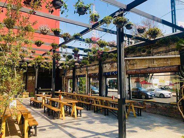 terrazas restaurantes cdmx