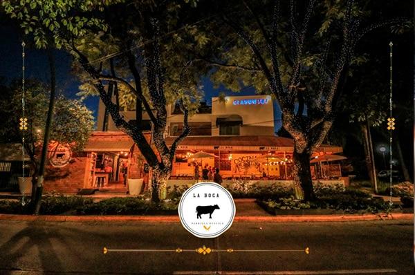 La Boca Parrilla Rustica, Restaurante en Guadalajara