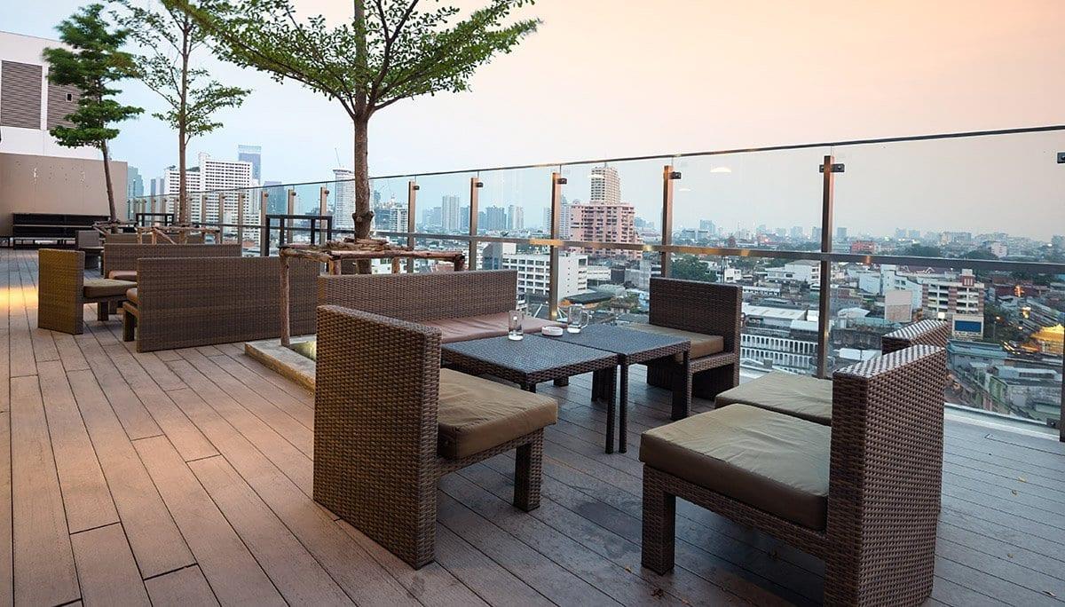 mejores restaurantes en cdmx con terraza