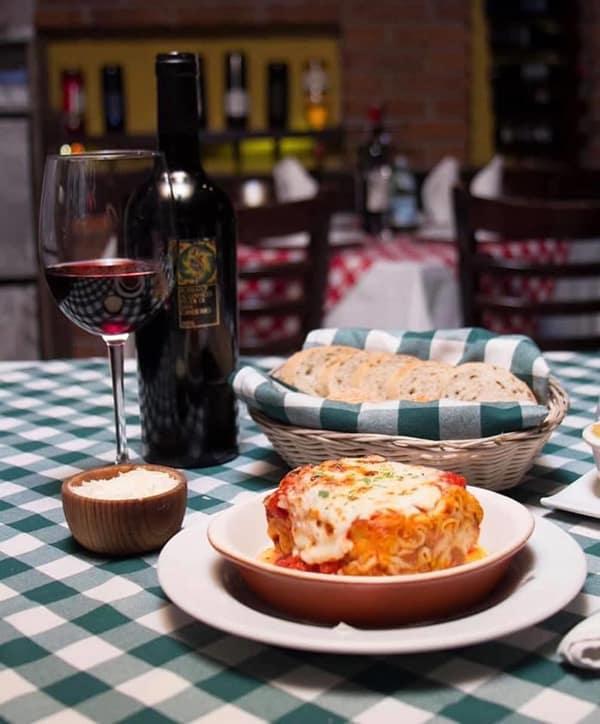 Casa D'Italia restaurantes en La Condesa