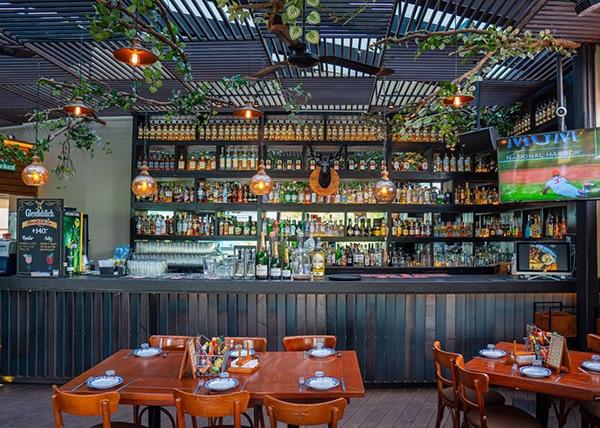 La Pescadería Condesa restaurante