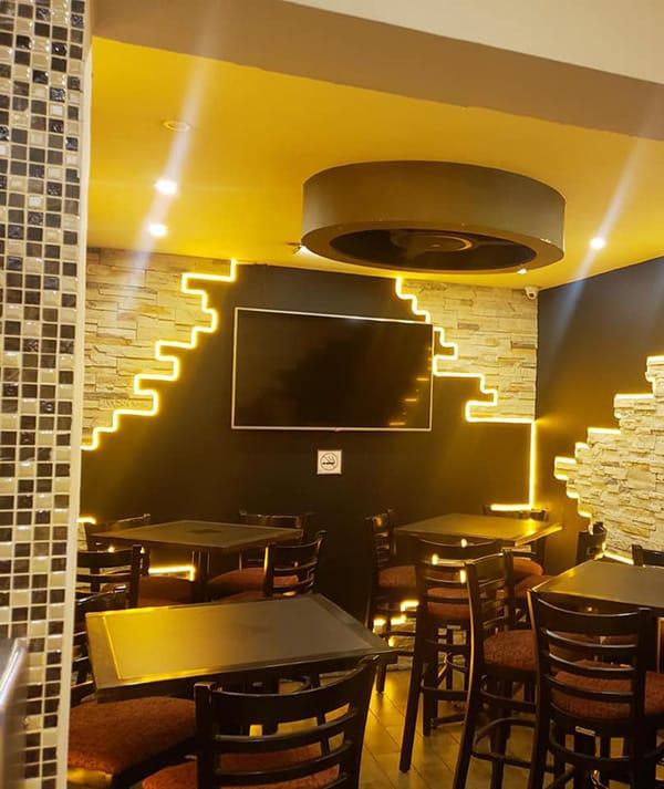 La Santi Condesa restaurante en La Condesa