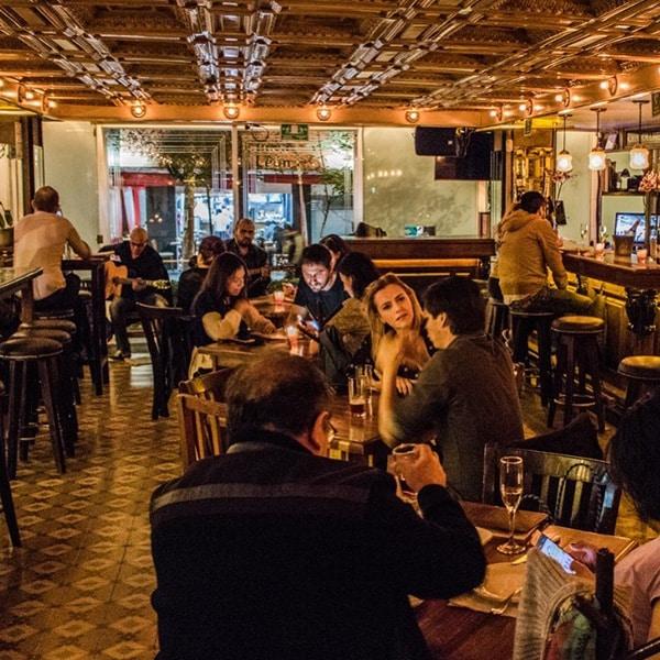 restaurantes en La Condesa para cenar