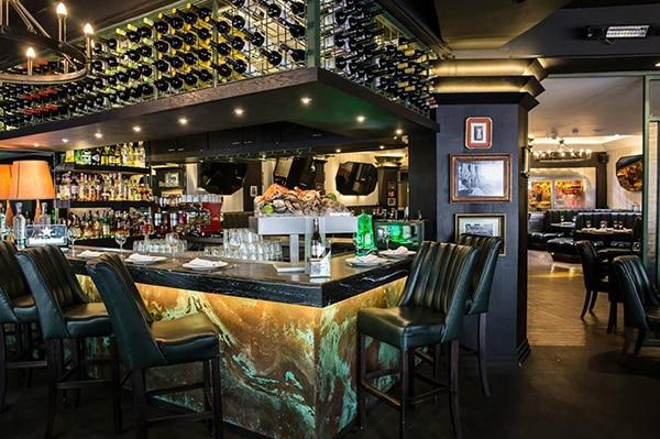 Mit Steak Bar restaurante en La Condesa