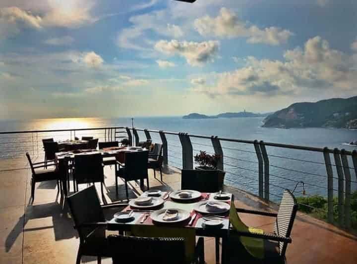 restaurantes increíbles en Acapulco