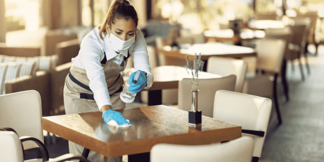 bioseguridad en restaurantes cdmx