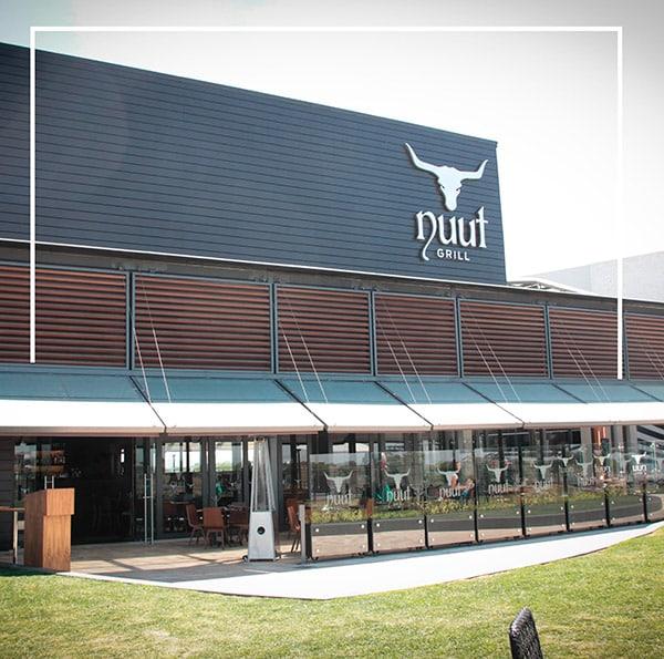 Nuut Grill restaurante en Querétaro