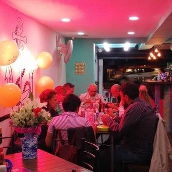 restaurantes en la condesa - Restaurante La Buchona Narvarte