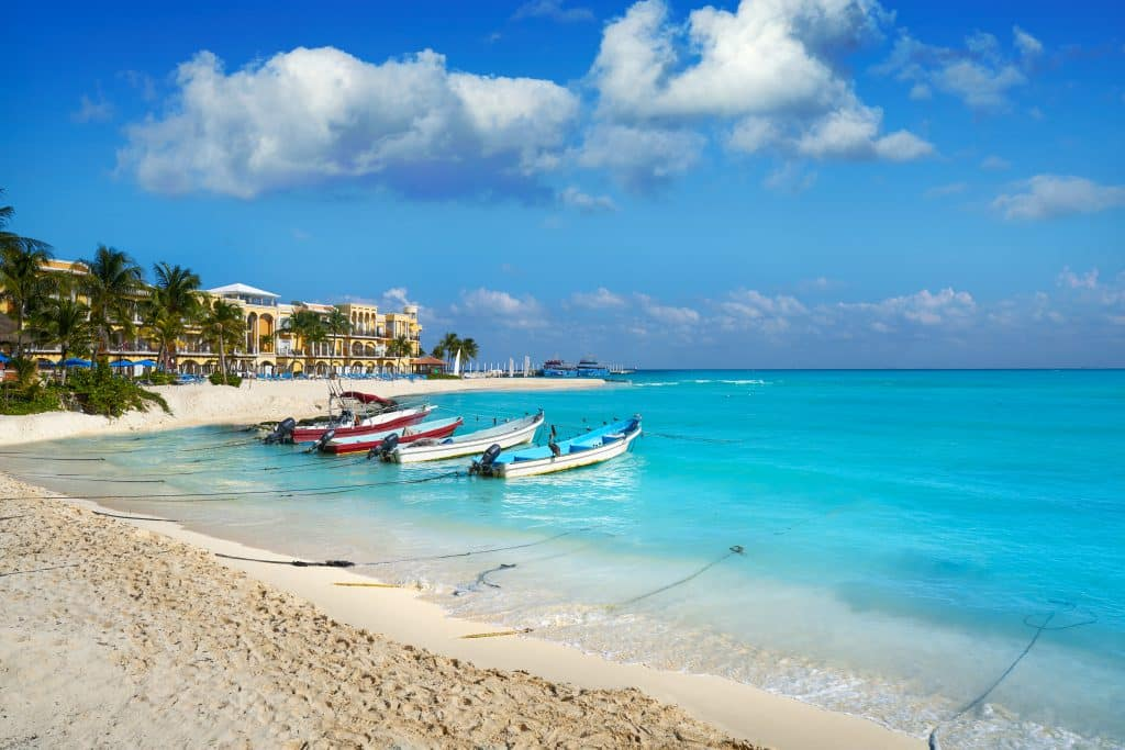 Los mejores restaurantes en Playa del Carmen para ir con amigos