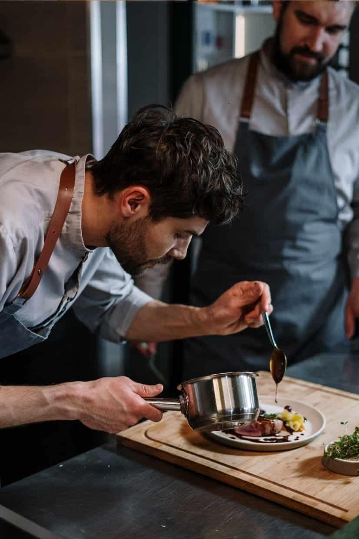 el proceso del marketing gastronómico