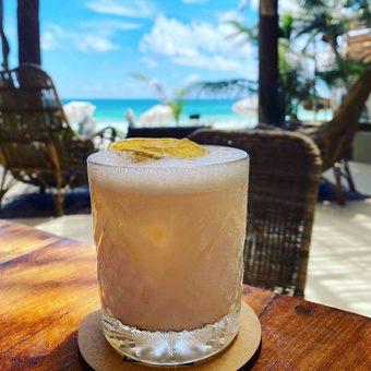 Bebidas en Vagalume Tulum