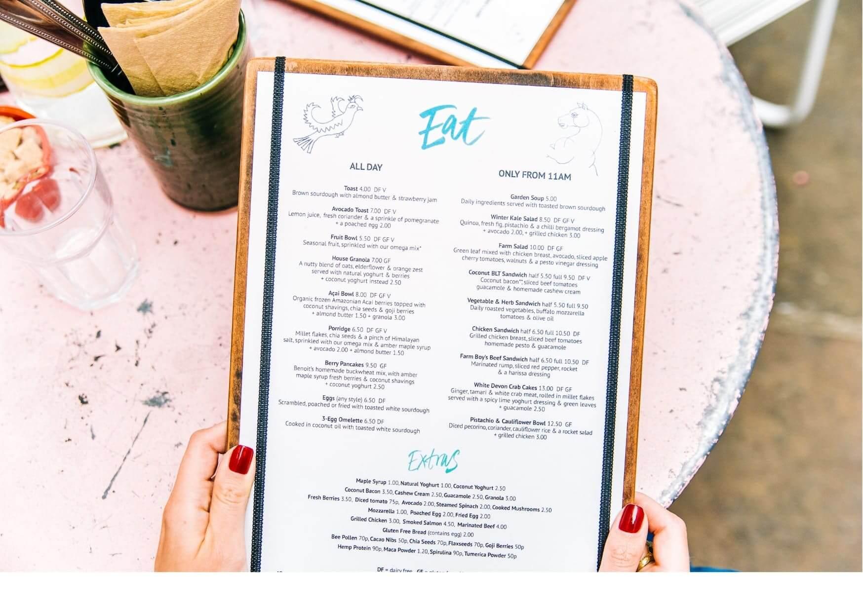 estrategias de publicidad para un restaurante