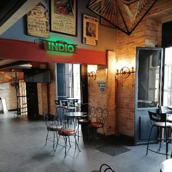 La QKracha Bar Oaxaca- restaurantes