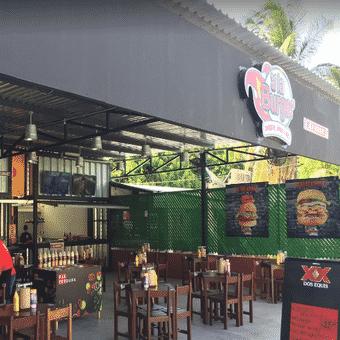 Restaurante A la Burger Puerto Morelos - Restaurantes