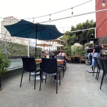 Aleli Rooftop- mejores restaurantes en cdmx