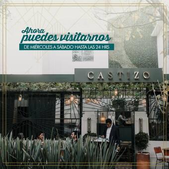 Restaurantes en CDMX Castizo Condesa