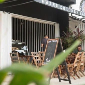 Restaurante Dark Chicken - restaurantes en tulum