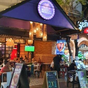 Restaurante El Maizal Morado - restaurantes en Playa del Carmen