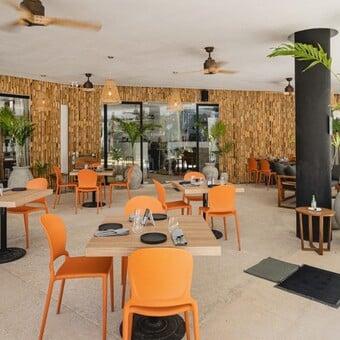 Restaurante Girafe Tulum