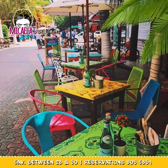 Restaurante Micaela's Grill Playa del Carmen Reservándonos
