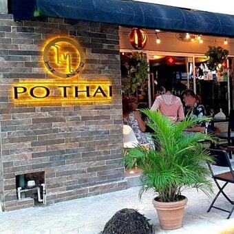 Restaurante PoThai - restaurantes en Playa del Carmen