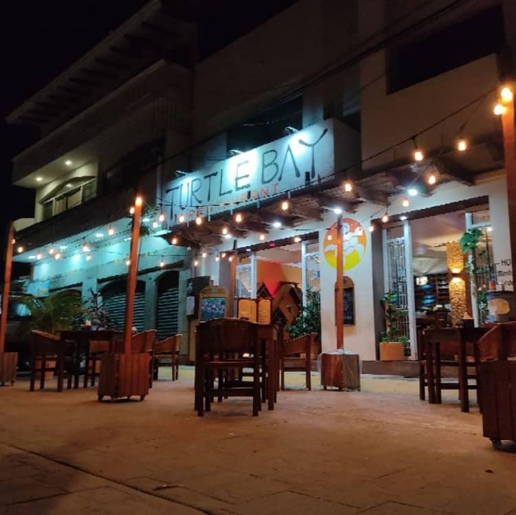 Restaurante Turtle Bay Puerto Escondido - restaurantes en méxico