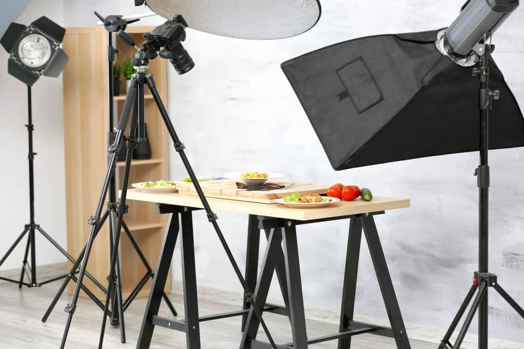 marketing gastronómico para la fotografía de platillos