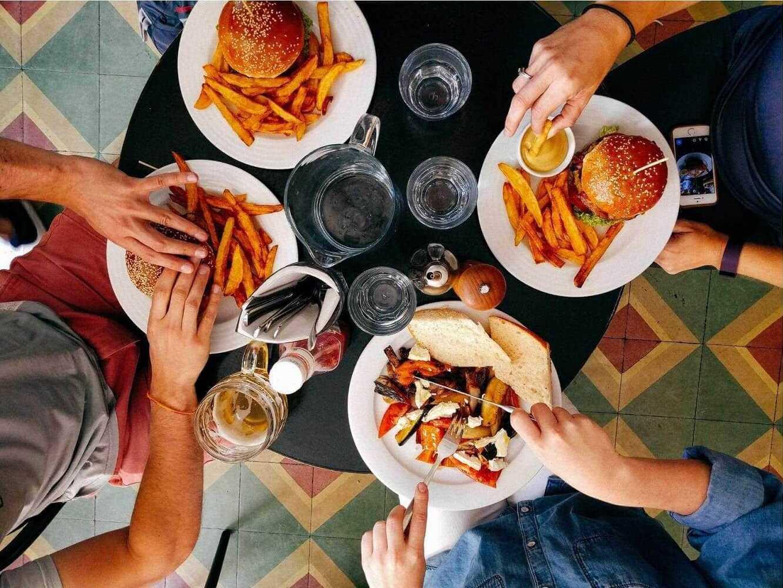 formas segmentar publicidad para restaurantes