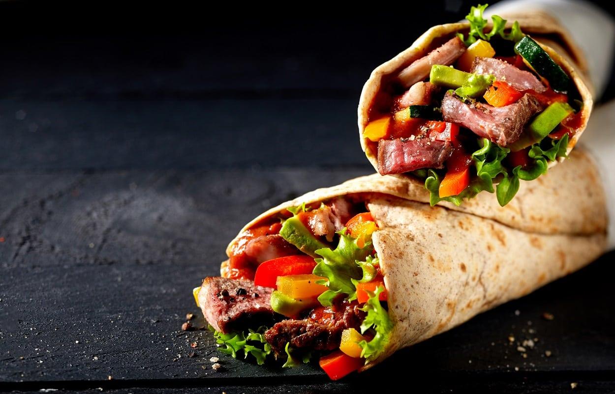 La tortilla en los restaurantes mexicanos
